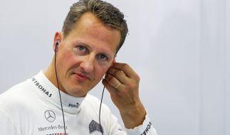 Michael Schumacher hat bald vier Millionen Euro weniger pro Jahr. Grund: Sponsoren trennten sich von ihm. (Foto)
