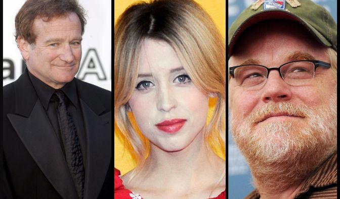 Verstorbene Schauspieler  Stars
