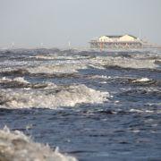 Orkane Alexandra  Billie: Zwei Tote nach Sturmtief (Foto)