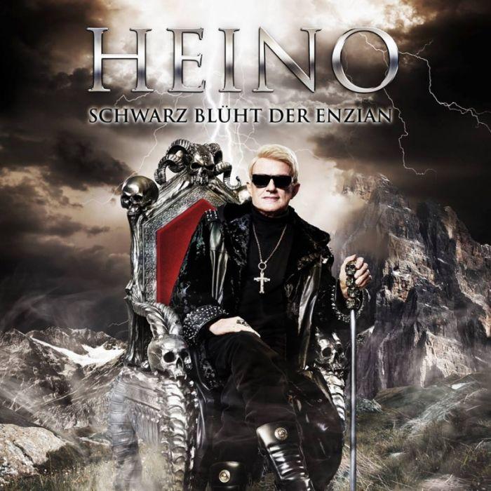 Bei Heino kracht's jetzt richtig (Foto)