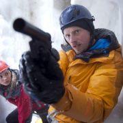 Lebensgefahr! Gefährliche Gletscherrettung (Foto)