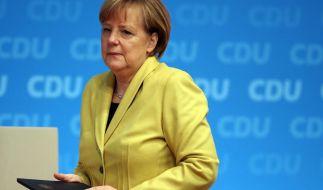 Merkel berät mit Ländern über Finanzen (Foto)