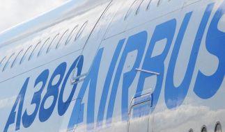 Airbus schreckt mit möglichen A380-Ende auf (Foto)