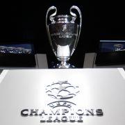 Champions League Auslosung Achtelfinale: Spielplan+TV-Übertragung (Foto)