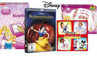 Dieses prall gefülllte Disney Weihnachtspaket können Sie heute mit news.de gewinnen. Gleich mitmachen! (Foto)