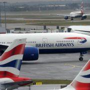 Computerpanne legt Londoner Luftraum lahm (Foto)