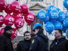 Generalstreik legt Italien teilweise lahm (Foto)