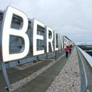 Noch drei Jahre bis zur Eröffnung des Hauptstadtflughafens (Foto)