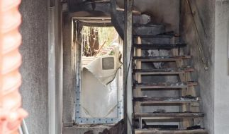 Brandanschlag: Grüne und Linke geben Union indirekte Mitschuld (Foto)