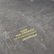 Greenpeace wegen umstrittener Protestaktion in Nöten (Foto)