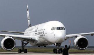 Erster neuer Airbus A350 am 22. Dezember an Qatar Airways (Foto)