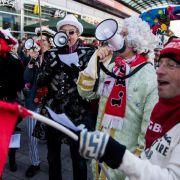 15 000 demonstrieren in Köln gegen Fremdenfeindlichkeit (Foto)