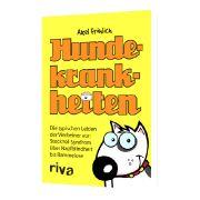 Schon das Cover des Buches verrät, dass man die Diagnosen von Axel Fröhlich nicht allzu ernst nehmen sollte.