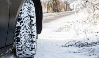 Ein Prozent der Fahrer verzichtet auf Winterreifen. (Foto)