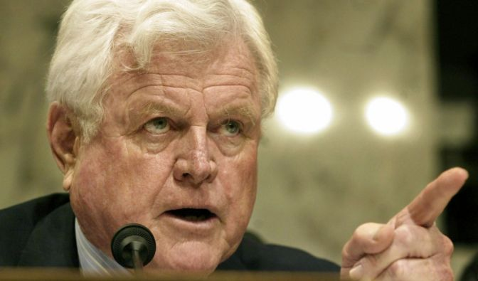 Ted Kennedy (Foto)