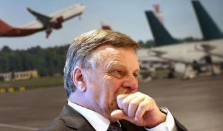 Rücktritt am Hauptstadtflughafen BER: Mehdorn geht (Foto)