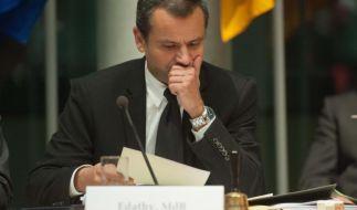 CSU knöpft sich in Edathy-Affäre Koalitionspartner SPD vor (Foto)