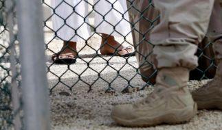 USA bitten Vatikan um Hilfe für Guantánamo-Häftlinge (Foto)