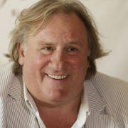 Gerard Depardieu erlegte zwei Löwen und verspeiste sie (Foto)