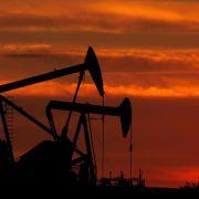 Talfahrt der Ölpreise setzt sich fort (Foto)