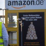 Amazon-Mitarbeiter weiten Streiks inDeutschland aus (Foto)