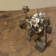 Marsrover misst überraschende Methan-Schwankungen (Foto)