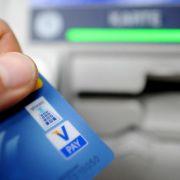 Datenklau am Geldautomaten auf Rekordtief gesunken (Foto)