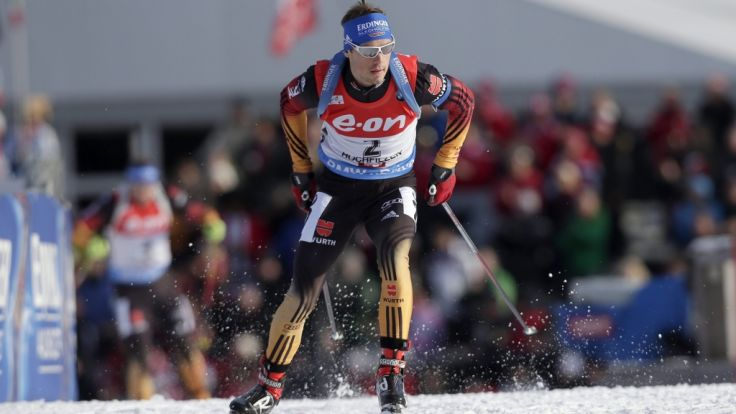 biathlon rennen heute