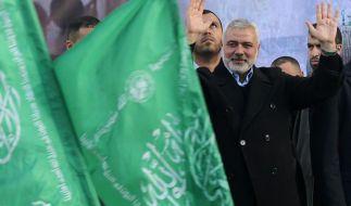 Palästinenserorganisation Hamas gewinnt Klage gegen die EU (Foto)