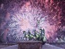 Auch in diesem Jahr werden sich an Silvester wieder Tausende am Brandenburger Tor versammeln, um das neue Jahr zu begrüßen. (Foto)
