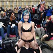 Britische Regierung verbietet weibliche Ejakulation (Foto)