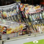 Der Verkauf von Silvester-Feuerwerk startet in diesem Jahr am 29. Dezember.
