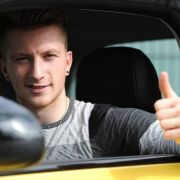 Kein Führerschein! Reus warb dreist für Opel und Aral (Foto)