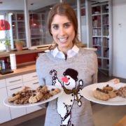 Cathy Fischer in der Horror-Weihnachtsbäckerei (Foto)