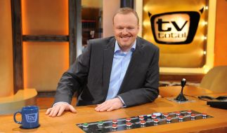 Stefan Raab präsentierte Das Beste aus TV total 2014. (Foto)