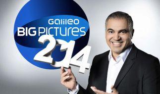 Galileo Big Pictures zeigt die schönsten Bilder von 2014. (Foto)