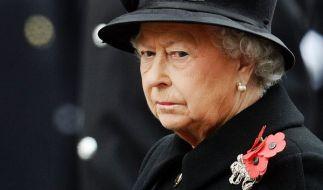 Angeblich soll die Queen in ihrer Weihnachtsansprache zurücktreten. (Foto)