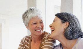 Beschwerden in den Wechseljahren schonend therapieren
