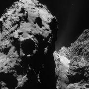 Kometen-Mission wissenschaftlicher Durchbruch 2014 (Foto)