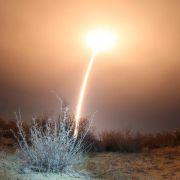 «Sojus» bringt vier Satelliten für schnellere Daten ins All (Foto)