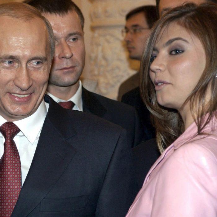 Kreml-Chef gesteht: «Bin wieder in festen Händen» (Foto)