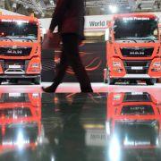 Europäischer Nutzfahrzeugmarkt stagniert im November (Foto)