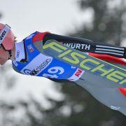 Freitag Fünfter bei Skisprung-Weltcup - Koudelka gewinnt (Foto)