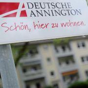 Deutsche Annington startet Übernahmeofferte für Gagfah (Foto)