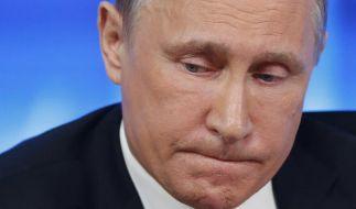 EU bleibt bei Russland-Sanktionen hart (Foto)