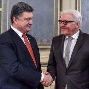 Ringen um Ukraine-Gespräche erfolglos (Foto)