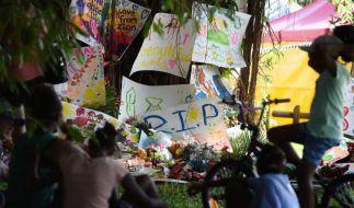 Achtfacher Kindermord in Australien: Mutter verdächtigt (Foto)