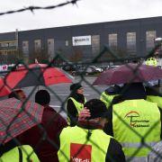 Verdi setzt Amazon-Streiks am Sonntag aus (Foto)