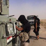 IS soll 100 vermeintlich «Abtrünnige» getötet haben (Foto)