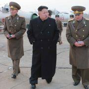 Nordkorea droht mit nuklearer Aufrüstung (Foto)